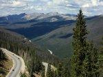 Berthoud Pass toward Indian Peaks